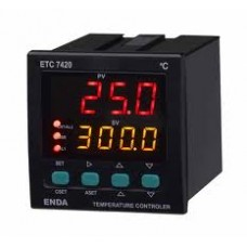 ENDA ETC7420 TERMOSTAT DİGİTAL 72x72
