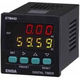 ENDA ETM4400 DIGITAL  ZAMAN RÖLESİ 48X48
