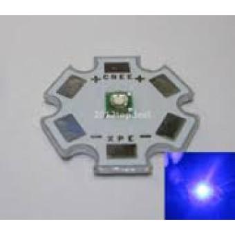 CREE XP-E LED ROYAL BLUE