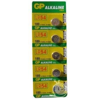 LR54 PİL ALKALINE